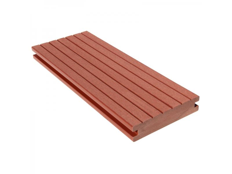 Co-Extruded Solid Composite Decking with High Quality