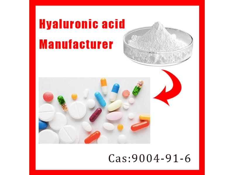 Food Grade Sodium Hyaluronate CAS 9004-61-9