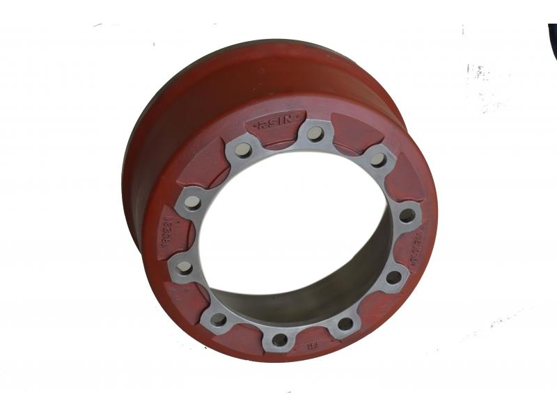 High quality brake drum for heavy duty truck and trailer