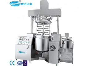 Automatic Oral Syrup Manufacturing Plant Mixing Machine