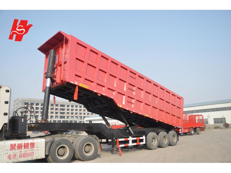 2019 NEW Dump Trailer Tipper Semi Trailer for Sale
