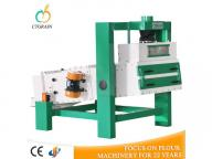 Vibro Separating Machine for wheat cleaning process