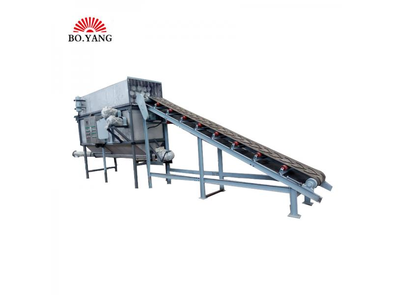 Boyang Small Bag Opening Machine with Belt Conveying for Cement