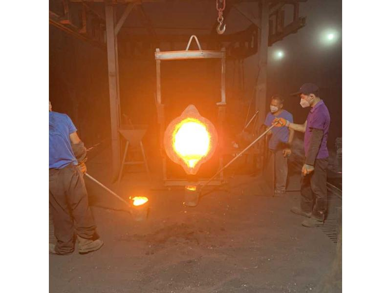 Weifang Changle Jixiang Casting Factory