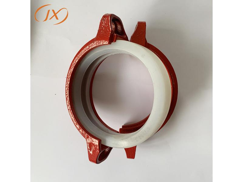Ductile Iron Grooved Rigid Coupling For Factory Wholesale