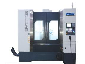 High rigidity  high precision  high performance vertical mold machining center