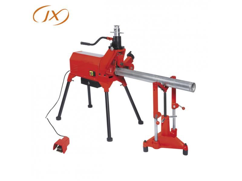 Casting Pipe Electric Pipe Grooved Machine