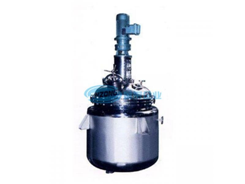 Heating and Cooling Jacket Food Mixing Tank Mixer