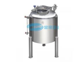 50-3000L stainless steel storage Tank for Beverage juice production