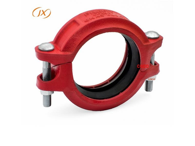 Approved Wholesale Cast Iron Flexible Coupling Price