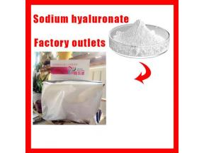 Sodium Hyaluronate pharmaceutical grade food grade cosmetic grade from factory since 2010