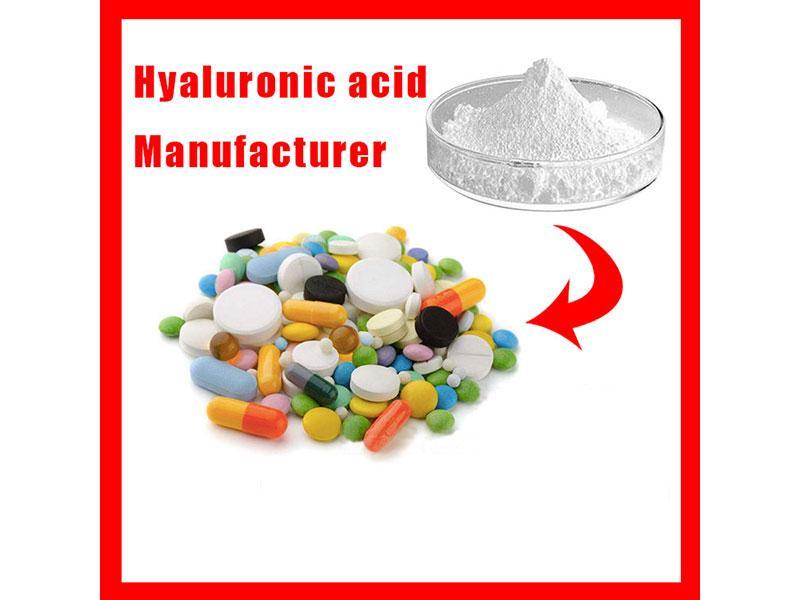hyaluronic acid powder CAS:9004-61-9