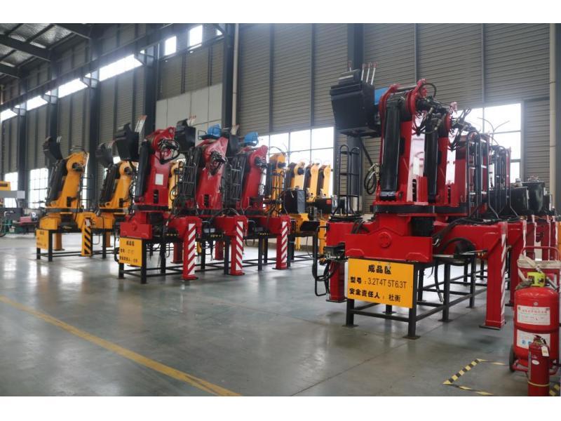 Henan Feilong Construction Machinery Manufacturing Co., Ltd.