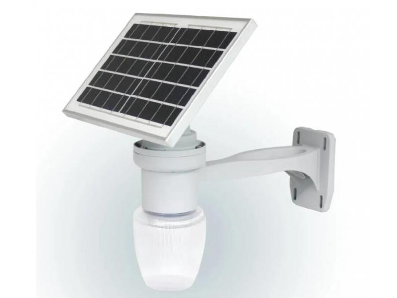 Outdoor Solar Power Light Garden Security Lamp Waterproof