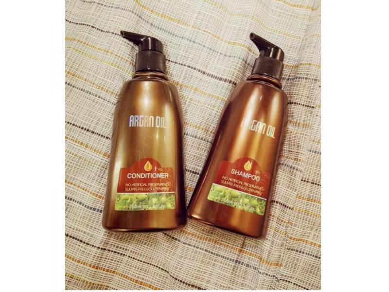 GMPC private label wholesaleProfessional Nourishing Salon Organic Keratin Hair Conditioner Argan Oil