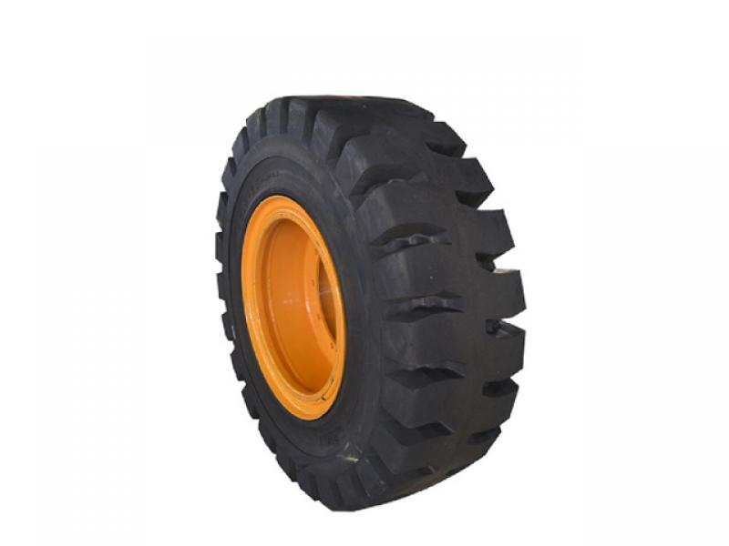 Qingdao Tire 4.00-8 Forklift Tire, Solid Tyre, Solid Forklift Tyre