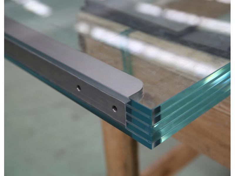 Multi layer SGP laminated glass