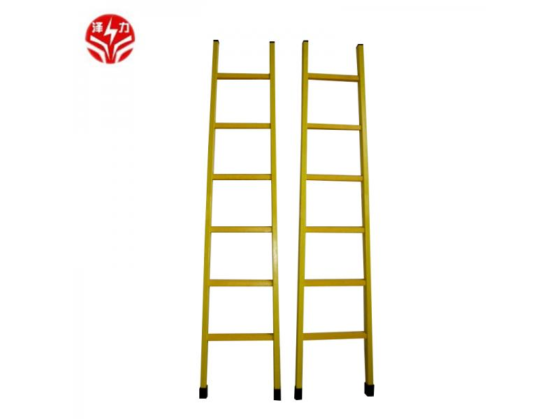 Special custom variety styles telescopic insulated ladder