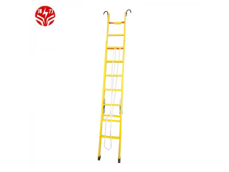 Factory produced best price Insulation fiberglass extension ladder