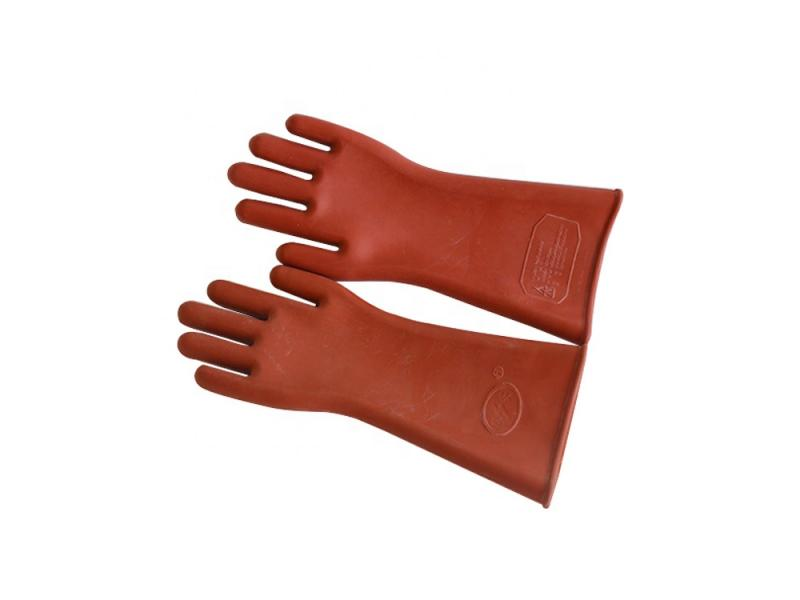 Direct factory price attractive 12kV electrical insulating gloves