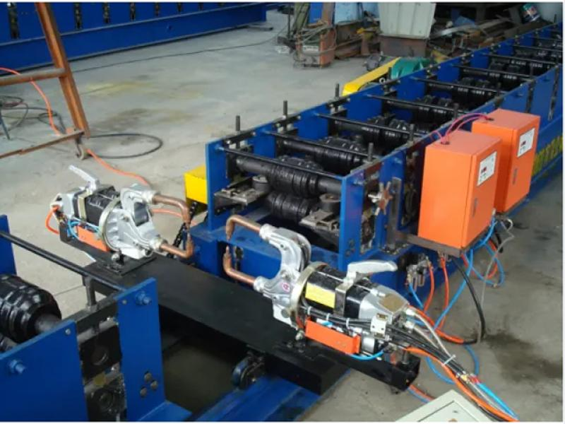 Tricycle Car Panel Cold Roll Forming Machine