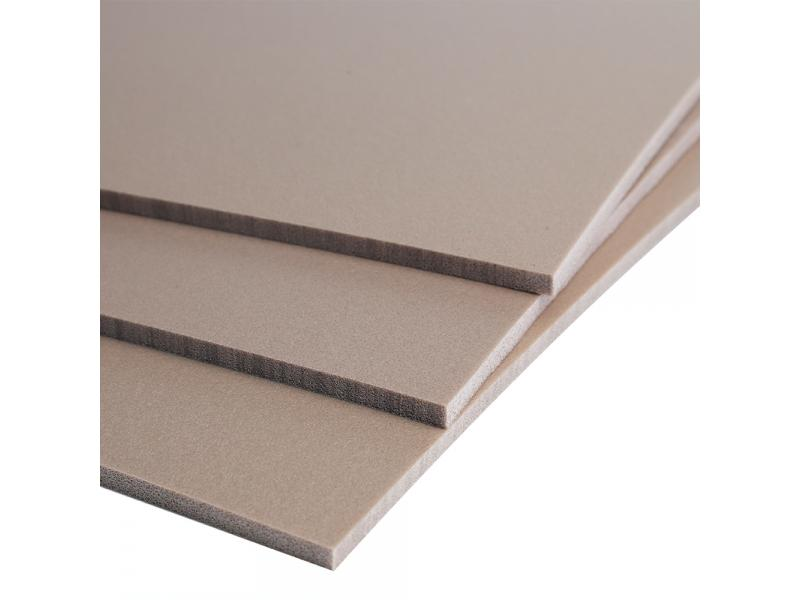 Sound Deadening Aluminum Foam Roof Panels Polyethylene Foam Sheets