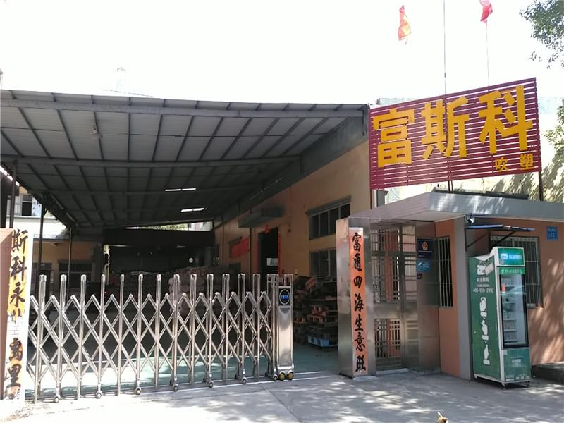 Dongguan Fusco Blow Molding Factory