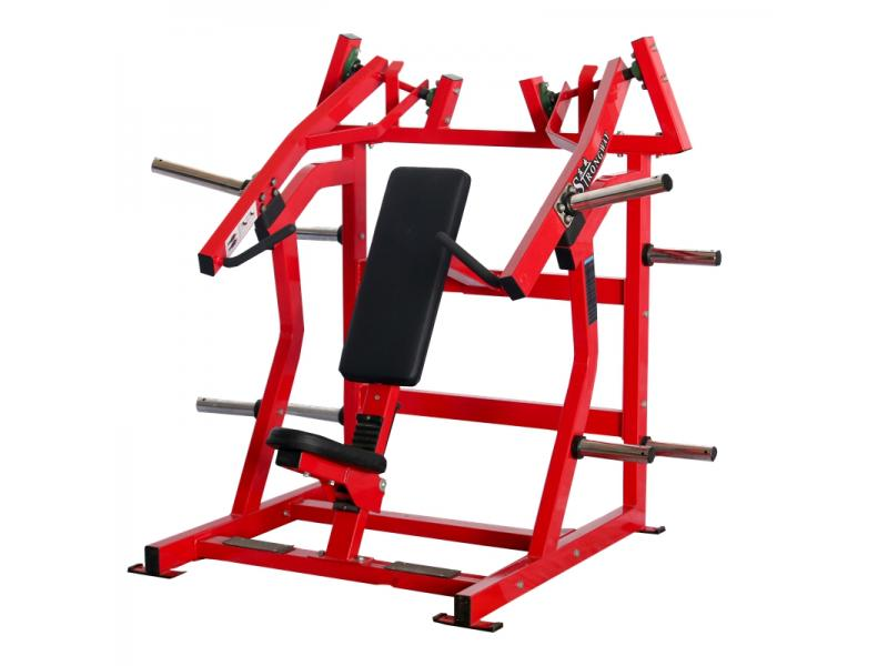 Commercial Fitness Equipment hammer strongth machine Iso-Lateral Super Incline Press