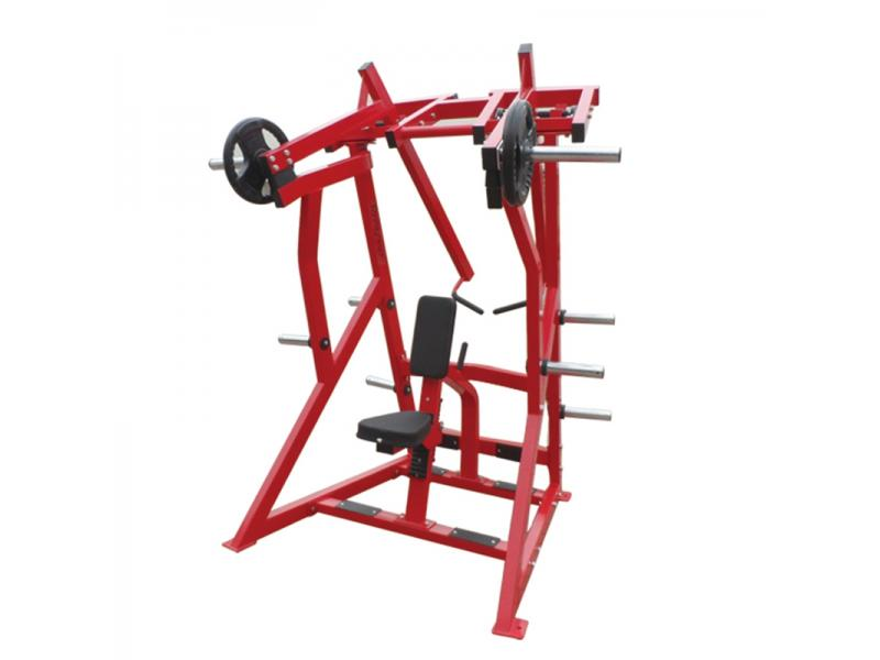 Commercial Fitness Equipment hammer strongth machine Iso-Lateral seated Row machine