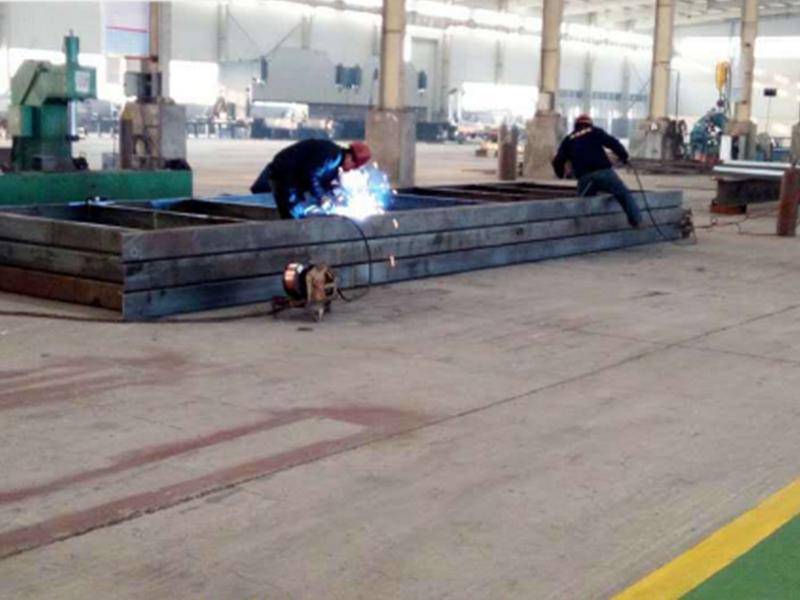 Qingdao Tianhe Steel Structure Construction Co. Ltd