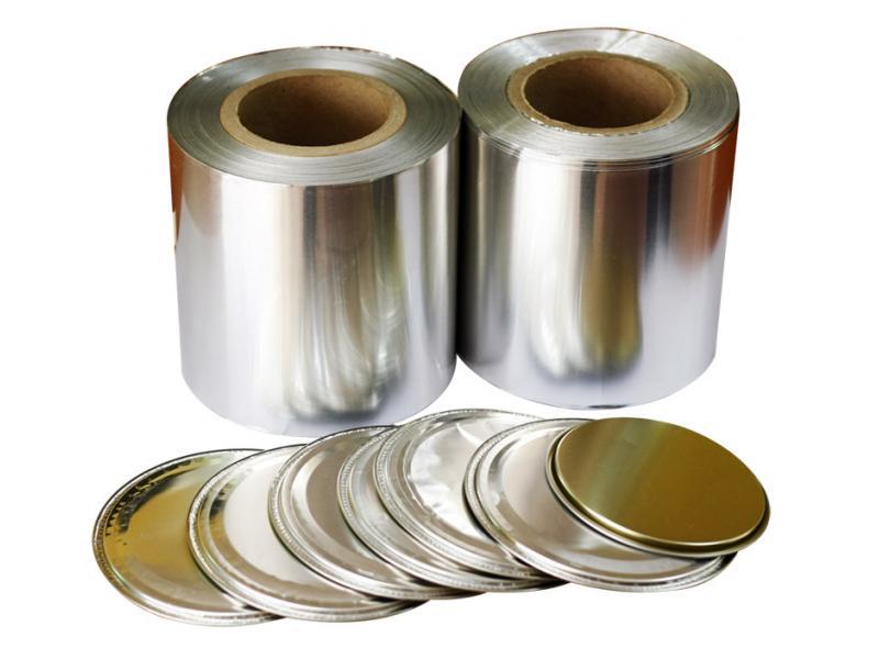 lacquered aluminium foil for milk powder can lid