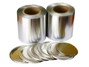 lacquered aluminium foil for milk powder can lid
