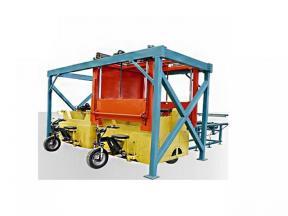 Hydraulic brick machine_Automatic brick system