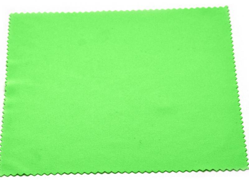 Microfiber sunglasses cloth