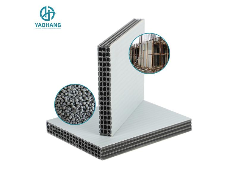 Construction Building Materials Concrete Mould Wall Panels