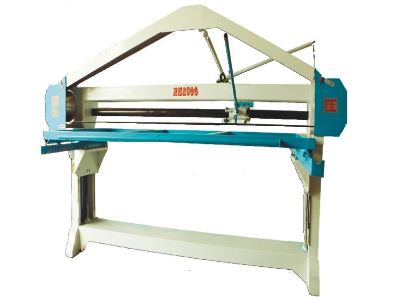 Mugold 505 Manual triangle sand belt drawing polishing machine for stainless steel iron sink