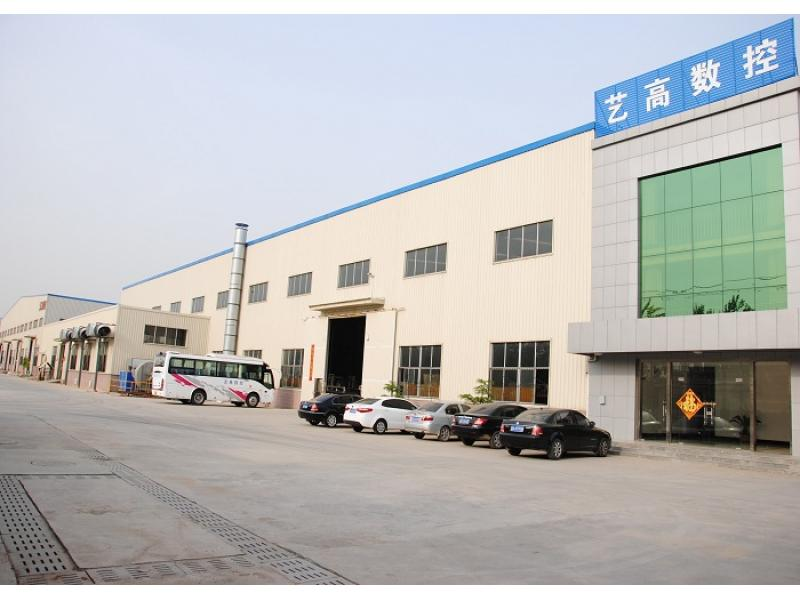 Jinan Eagle Cnc Machine Co.,ltd