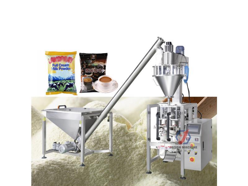 Automatic coffee powder milk powder packing machine flour packaging machine