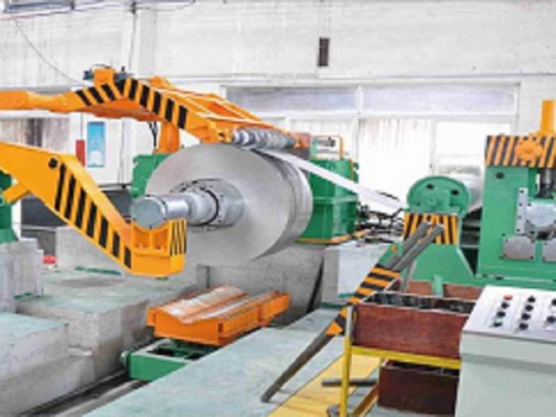 cost-effective and excellent performance ESL series Slitting line for thick material