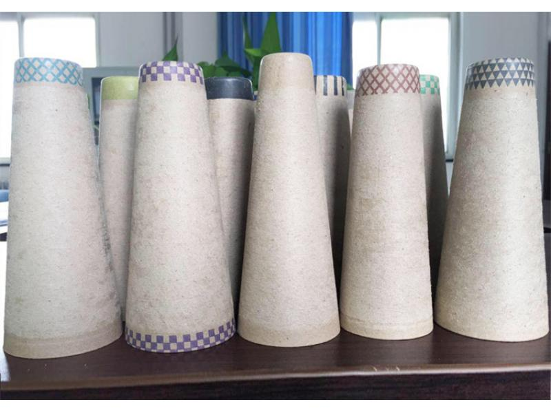 35-50gsm Industrial High Strength Spinning Paper Cone Tube