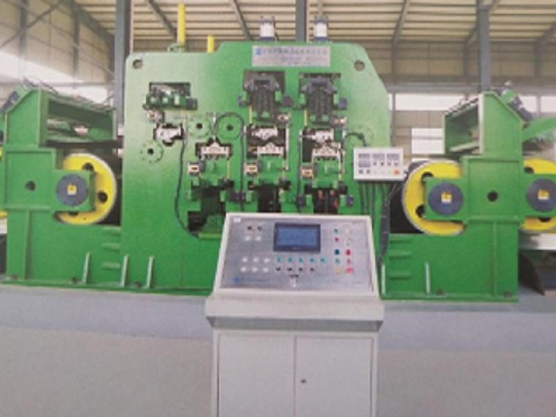 Durable Tension Leveling Machine, Slitting, Cut to Length Line for Steel Coils