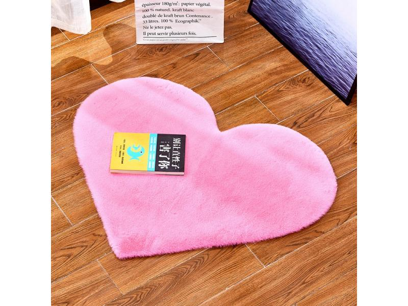 Modern contracted european-style carpet imitation rabbit hair domestic carpet door feet short plush