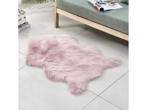 Living room bedroom rug with plush legs