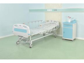 D358a Two crank manual bed hospital bed