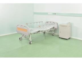 D356a Two crank manual bed hospital bed