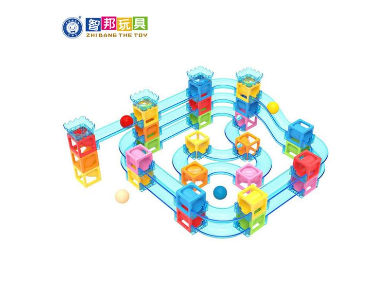 Hot Selling EN-71 ASTM Certifications STEM Magnetic Building Blocks Educational Baby Puzzle Toys