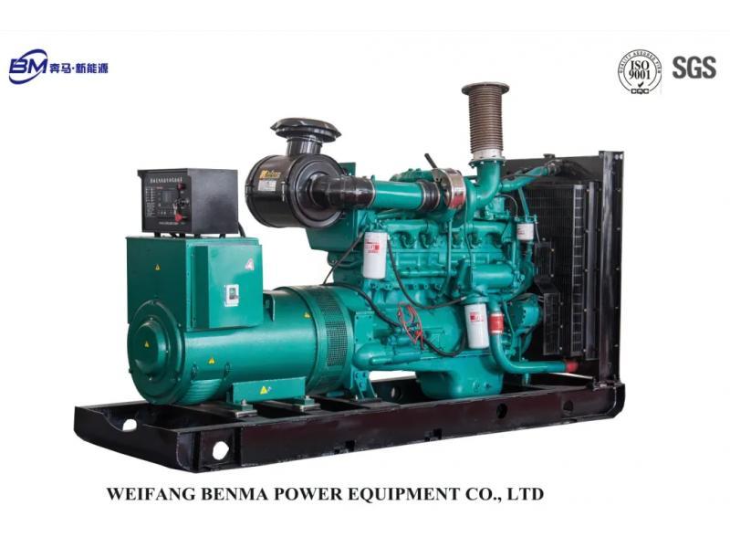 100kw/125kVA Deutz Diesel Generator Set Powered by Weichai Engine