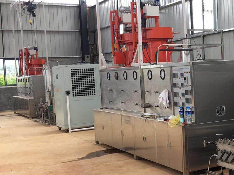 HA220-35-200 Supercritical co2 extraction equipment