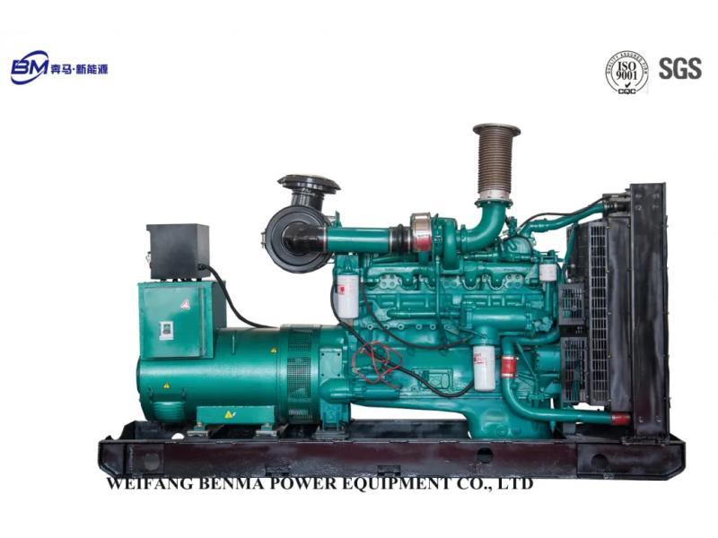 200kw/250kVA Deutz Diesel Generator Set Powered by Weichai Engine