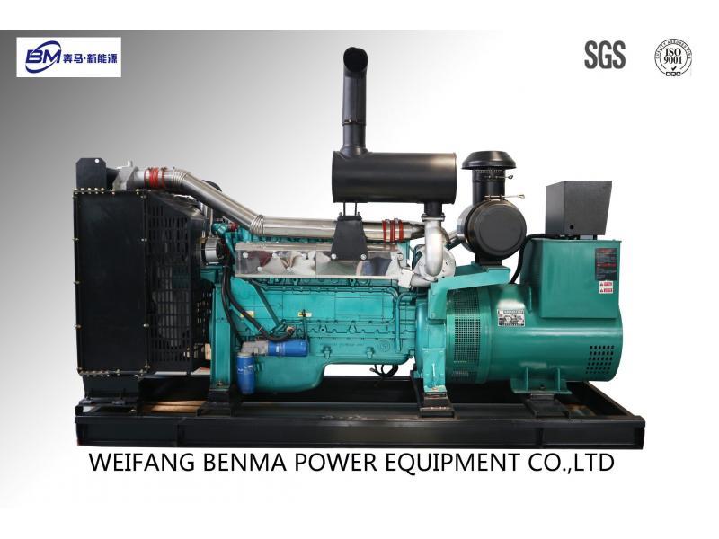 300kw/375kVA Deutz Diesel Generator Set Powered by Weichai Engine